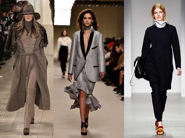 Fashionable Woman's Wardrobe