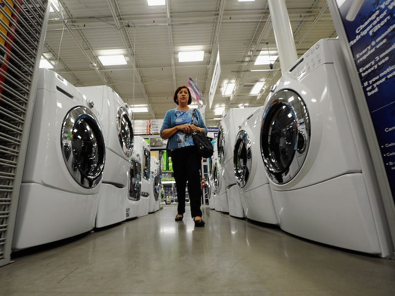 New Commercial Laundry Equipment