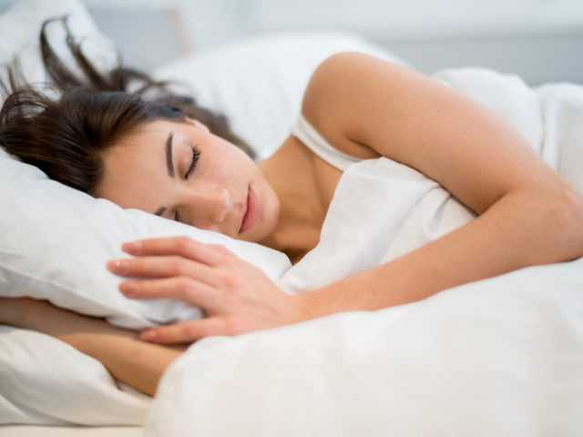 Healthy Tools To Get Some Sleep