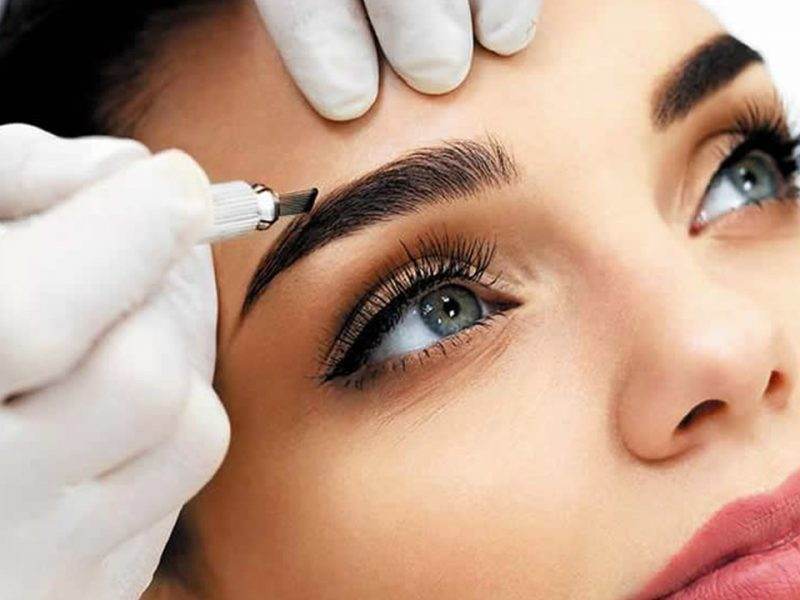 Simple Way of Shaping Eyebrows